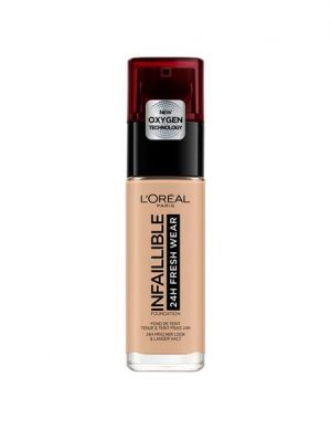 ФОН ДЬО ТЕН LOREAL INFAILLIBLE FOUNDATION 30ML 145 BEIGE ROSE