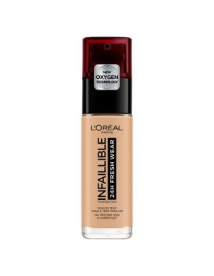 ФОН ДЬО ТЕН LOREAL INFAILLIBLE FOUNDATION 30ML 200 SABLE DORE
