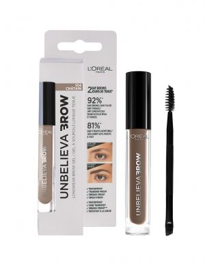 Гел за вежди Lоreal Unbelieva Brow Gel 3.4ml 104 CHATAN