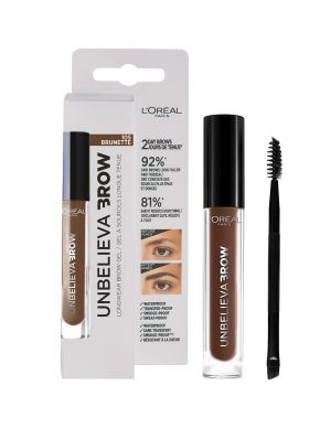Гел за вежди Lоreal Unbelieva Brow Gel 3.4ml 105 BRUNETTE