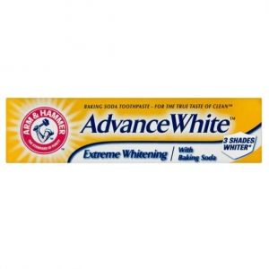 Избелваща паста за зъби Arm & Hammer Advance White Extreme Toothpaste