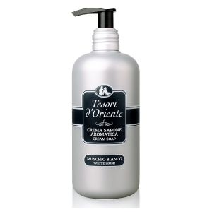Течен сапун Tesori D'Oriente White Musk Liquid Soap 300ml