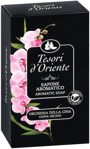 Ароматен сапун Tesori D'Oriente Chinese Orchid Aromatic Bar Soap 150g