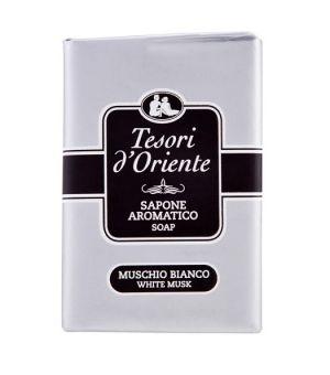 Ароматен сапун Tesori D'Oriente White Musk Aromatic Bar Soap 150g