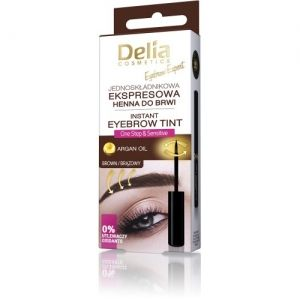 Инстантна Боя за вежди Delia Expert Instant Eyebrow Tint Delia 6ml Brown