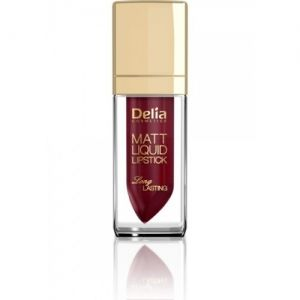 Червило Delia LIQUID MATT Long Lasting Lipstick 5ml 04 Elizabeth