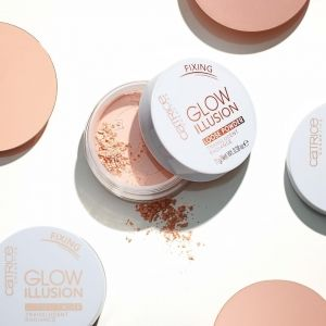Пудра CATRICE GLOW ILLUSION LOOSE POWDЕR