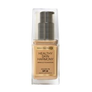 Фон дьо тен Max Factor Healthy Skin Harmony Miracle Foundation 75 Golden