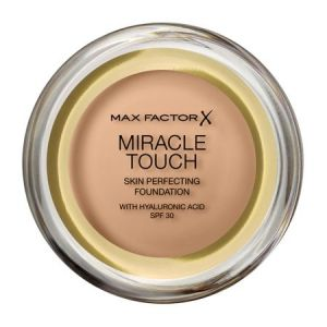 Фон дьо тен Max Factor Miracle Touch Skin Perfecting Foundation SPF 30 60 Sand
