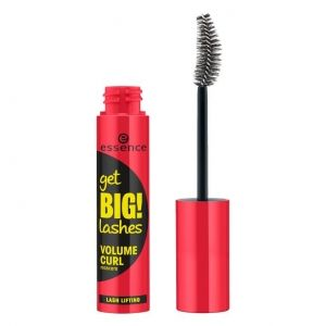 Спирала за извити мигли Essence Get BIG! LASHES Volume CURL Mascara 12ml