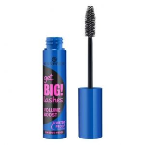 Водоустойчива спирала замигли Essence Get BIG! LASHES Volume Boost WATERPROOF Mascara 12ml