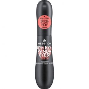 Спирала за мигли Essence Bye Bye Panda Eyes! Smudge-proof Volumizing and Defining Mascara 16ml