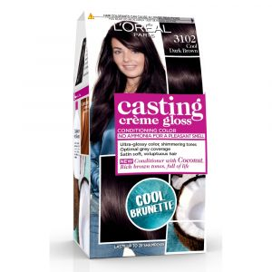Безамонячна боя Loreal Casting Creme Gloss Hair Color 310