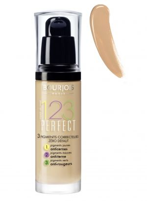 Коригиращ фон дьо тен Bourjois 123 Perfect Foundation 30ml 53 Light Beige