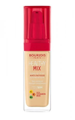 Фон дьо тен Bourjois Healthy Mix Foundation 30ml 51 LIGHT VANILLA