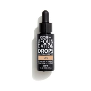 Фон Дьо Тен Gosh Foundation Drops 30ml 06
