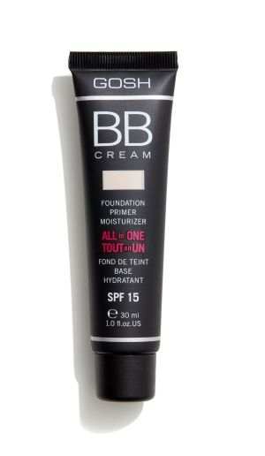 BB Крем Gosh BB Cream Foundation Primer Moisturizer SPF15 30ml 01