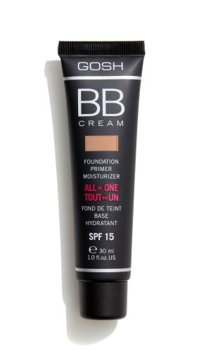 BB Крем Gosh BB Cream Foundation Primer Moisturizer SPF15 30ml 02
