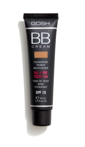 BB Крем Gosh BB Cream Foundation Primer Moisturizer SPF15 30ml 03