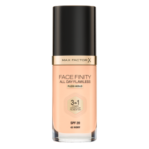 Фон дьо тен Max Factor Facefinity All Day Flawless 3 in 1 42 Ivory