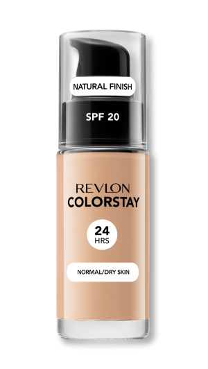 Фон дьо тен за нормална до суха кожа Revlon Colorstay Foundation for Normal/Dry Skin SPF20 30ml 220 Natural Beige