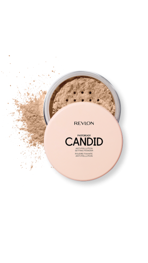 Фиксираща пудра Revlon Photoready Candid Anti-pollution Setting Powder 002 Medium