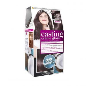 Безамонячна боя Loreal Casting Creme Gloss Hair Color 510