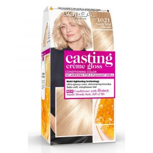 Безамонячна боя Loreal Casting Creme Gloss Hair Color 1021