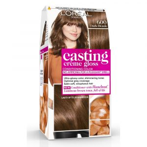 Безамонячна боя Loreal Casting Creme Gloss Hair Color 600