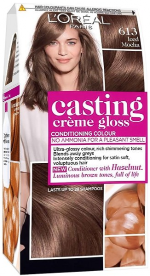 Безамонячна боя Loreal Casting Creme Gloss Hair Color 613