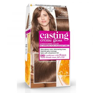 Безамонячна боя Loreal Casting Creme Gloss Hair Color 780