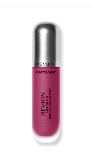 Течно матово червило Revlon Ultra HD Matte Lipcolor Lipstick 5.9ml 610 Addiction