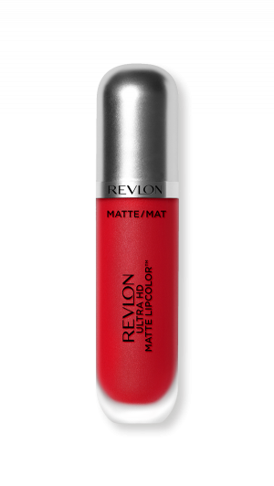 Течно матово червило Revlon Ultra HD Matte Lipcolor Lipstick 5.9ml 635 Passion