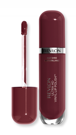 Течно червило с блясък Revlon Ultra HD Vinyl Lip Polish Lipstick 5.9ml 915 So Shady