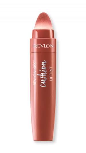 Подхранващо червило Revlon Kiss Cushion Lip Tint 4.4ml 200 Fancy Rose
