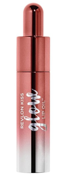 Гланц - Масло за устни Revlon Kiss Glow Lip Oil 7ml 004 Glow up Rose