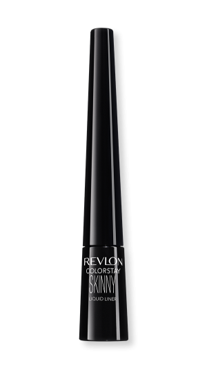Очна линия с тънък писец Revlon ColorStay Skinny Liquid Eyeliner 2.5ml 301 Black Out