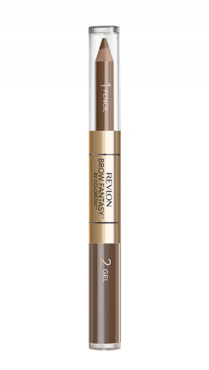 Молив и гел за вежди 2 в 1 Revlon Brow Fantasy ColorStay 2 in 1 105 Brunette