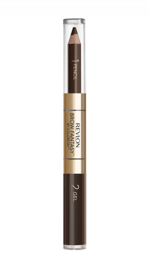 Молив и гел за вежди 2 в 1 Revlon Brow Fantasy ColorStay 2 in 1 106 Dark Brown