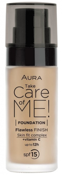 Фон дьо тен Aura Take Care of Me! Liquid foundation 30ml 803 Pastel Rose