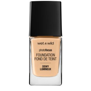 Озаряващ Фон дьо тен Wet N Wild Photo Focus DEWY Foundation 30m 522