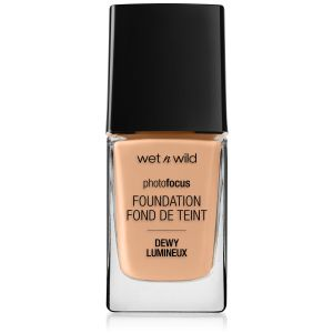 Озаряващ Фон дьо тен Wet N Wild Photo Focus DEWY Foundation 30m 527