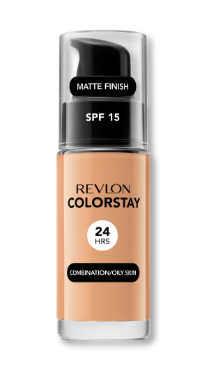 Фон дьо тен за комбинирана до мазна кожа Revlon Colorstay Foundation for Combination/Oily Skin SPF 15 30ml 300 Golden Beige