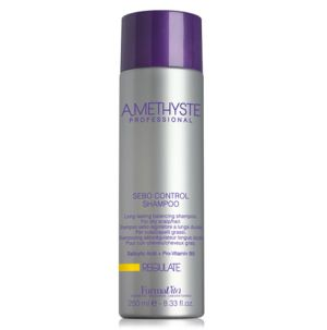 ШАМПОАН ЗА МАЗНА КОСА FARMAVITA AMETHYSTE REGULATE SHAMPOO 250ml