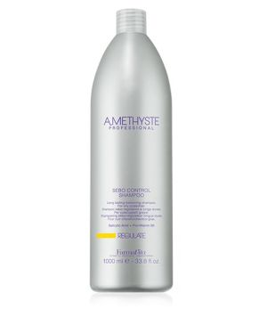 ШАМПОАН ЗА МАЗНА КОСА FARMAVITA AMETHYSTE REGULATE SHAMPOO 1000ml