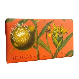 Луксозен Сапун The English Soap Company Bergamot and Ginger Soap 240g