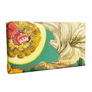 Луксозен Сапун The English Soap Company Grapefruit and Lily Soap 240g