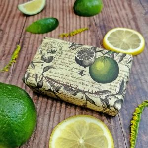 Луксозен Сапун The English Soap Company Lemongrass and Lime Soap 240g