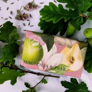 Луксозен Сапун The English Soap Company Magnolia and Pear Soap 240g