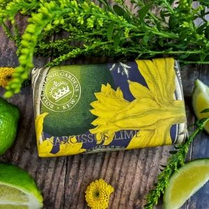 Луксозен Сапун The English Soap Company Narcissus Lime Soap 240g